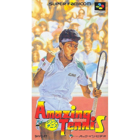 Image for Amazing Tennis
