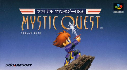 Image for Final Fantasy USA: Mystic Quest