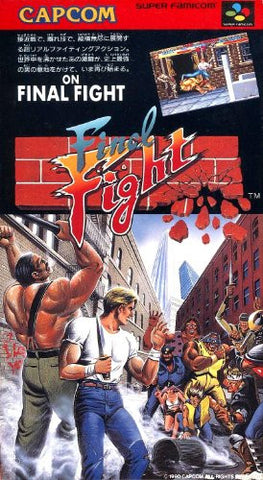 Image for Final Fight