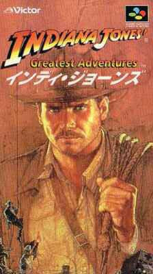 Image for Indiana Jones' Greatest Adventures