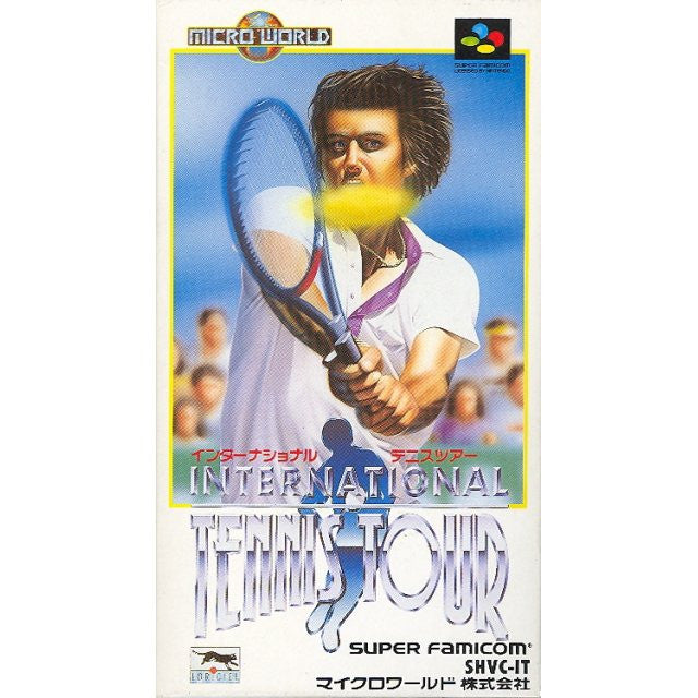 Image 1 for International Tennis Tour