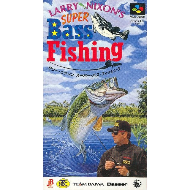 Image 1 for Larry Nixon's Super Bass Fishing