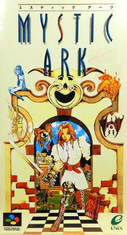 Image for Mystic Ark
