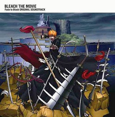 Image 1 for BLEACH THE MOVIE: Fade to Black Original Soundtrack