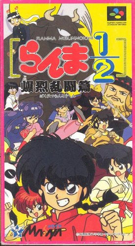 Image 1 for Ranma 1/2: Hard Battle