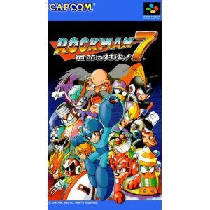 Image for RockMan 7