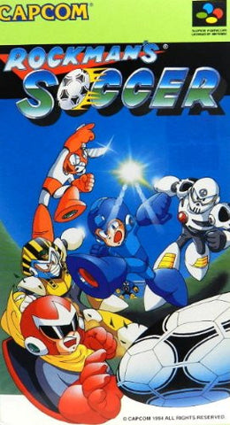 Image for RockMan's Soccer