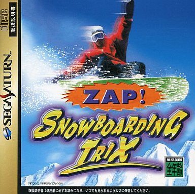 Image for Zap! Snowboarding Trix