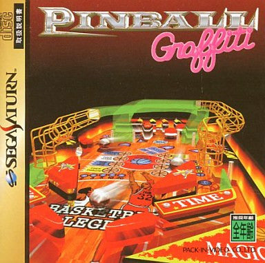 Image for Pinball Graffiti