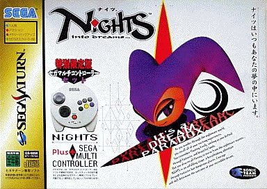 Image 1 for NiGHTS: into Dreams w/ 3D Analog Pad