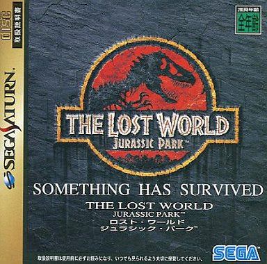 Image for Jurassic Park: The Lost World