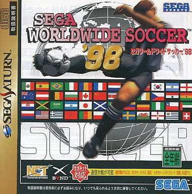 Image for Sega Worldwide Soccer '98