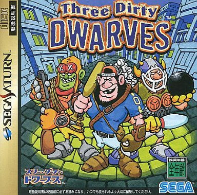 Image 1 for Three Dirty Dwarves