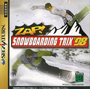 Image for Zap! Snowboarding Trix '98