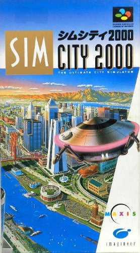 Image 1 for Sim City 2000