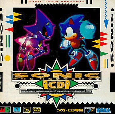 Image for Sonic the Hedgehog CD