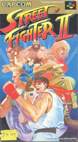 Image for Street Fighter II: The World Warrior