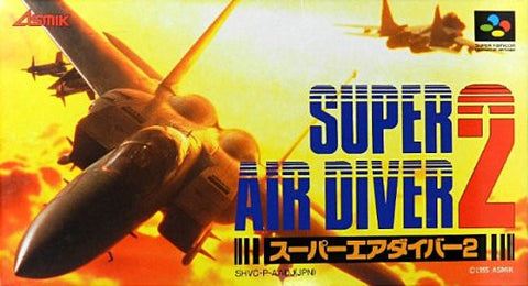 Image for Super Air Diver 2