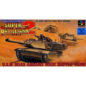 Image 1 for Super Battletank 2