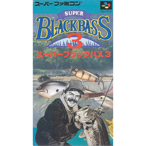 Image for Super Black Bass 3