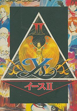 Image 1 for Ys II: Ancient Ys Vanished The Final Chapter