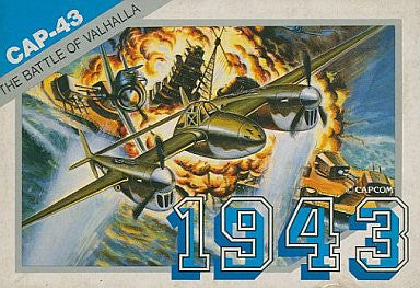Image for 1943: The Battle of Valhalla