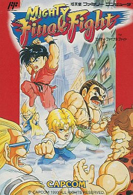 Image 1 for Mighty Final Fight