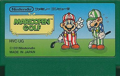 Image 1 for Mario Open Golf