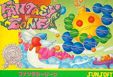 Image 1 for Fantasy Zone