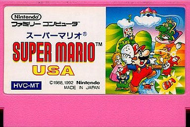 Image 1 for Super Mario USA