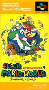 Image for Super Mario World: Super Mario Bros. 4