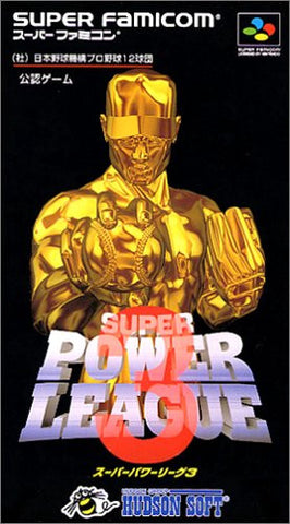 Image for Super Power League 3