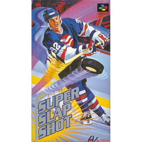 Image for Super Slap Shot