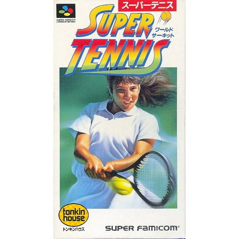 Image for Super Tennis: World Circuit