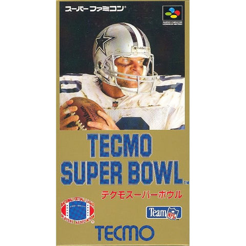 Image for Tecmo Super Bowl