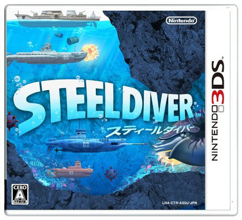 Image for Steel Diver