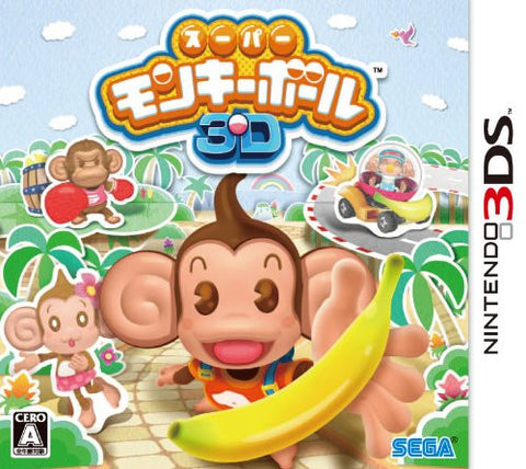 Image for Super Monkey Ball 3D