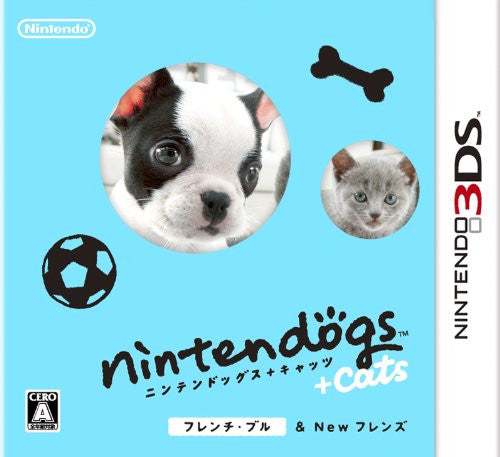 Image 1 for Nintendogs + Cats: French Bulldog & New Friends