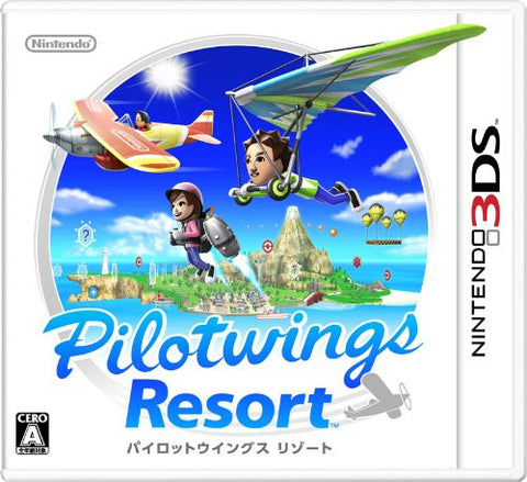 Image for PilotWings Resort