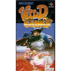 Image for Wild Guns