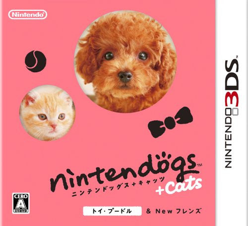 Image 1 for Nintendogs + Cats: Toy Poodle & New Friends