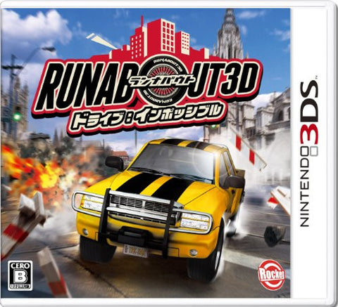 Image for Runabout 3D Drive: Impossible