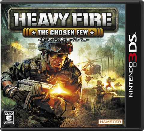 Image for Heavy Fire: The Chosen Few