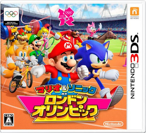 Image for Mario & Sonic at the London 2012 Olympic Games