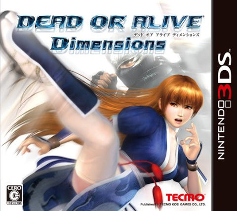 Image for Dead or Alive: Dimensions