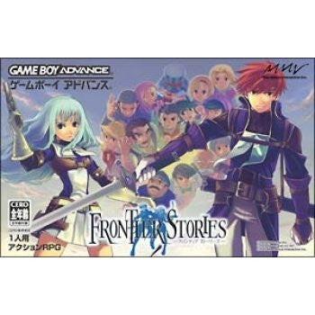 Image for Frontier Stories