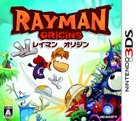 Image for Rayman: Origins