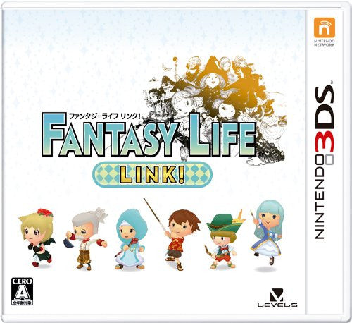 Image 1 for Fantasy Life Link!
