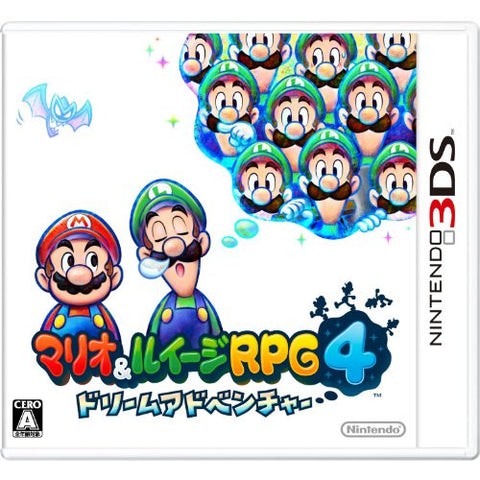 Image for Mario & Luigi RPG 4: Dream Adventure