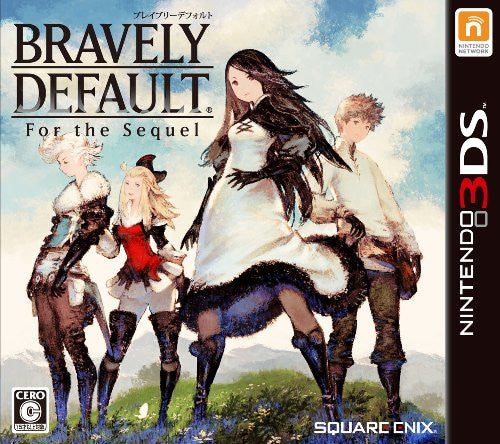 Bravely Default For the Sequel